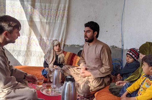 Afghanistans  Geister kehren zurück