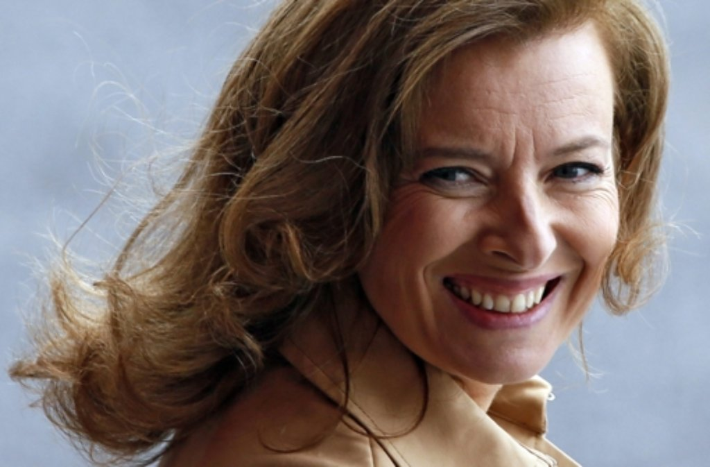 Valérie Trierweiler ist nicht länger Première Dame - darüber ist die Ex von François Hollande erleichtert. Foto: dpa