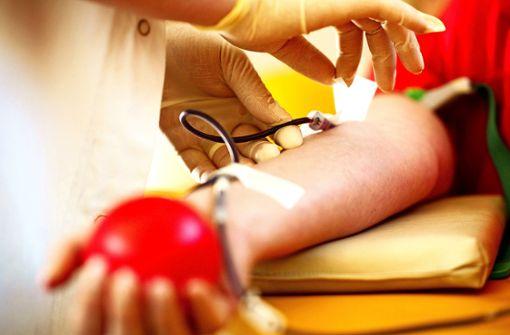 Wenn  Blut das Überleben  sichert