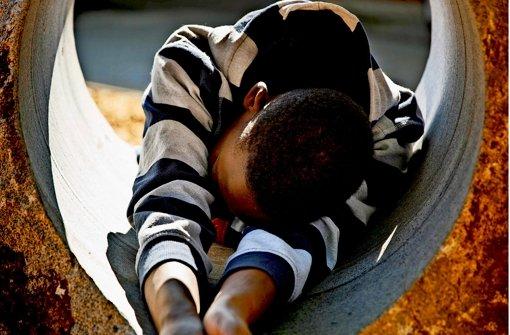 Schlupfstein hilft bei Schulunlust