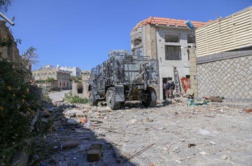 Rüstungsgüter für 400 Millionen Euro an Jemen-Kriegsallianz