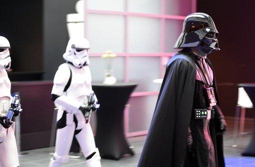 Auf Du und Du mit Darth Vader