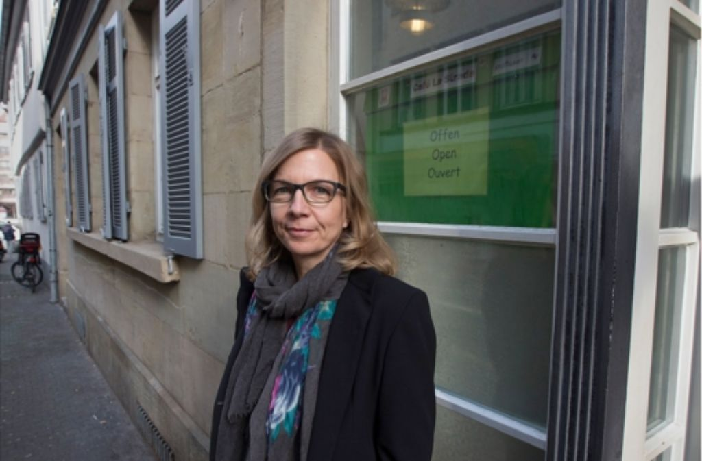 Sabine Constabel leitet das Prostituierten-Café La Strada. Sie fordert  stärkere Eingriffe des Gesetzgebers. Foto: Michael Steinert