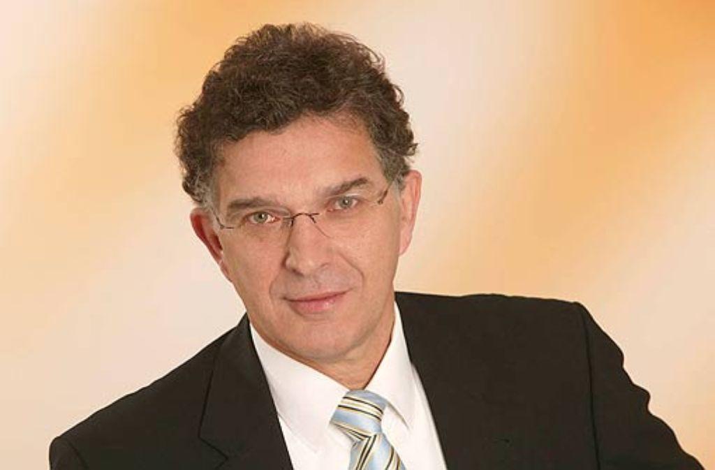Reinhard Löffler muss nach einer privaten Auseinandersetzung finanziell bluten. Foto: StZ