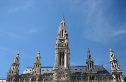 In Wien liegen jetzt die Wurzeln blank