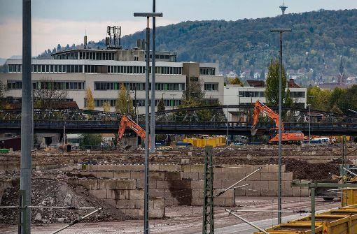 Der Bau von S21 kann sich bis Ende 2025 hinziehen