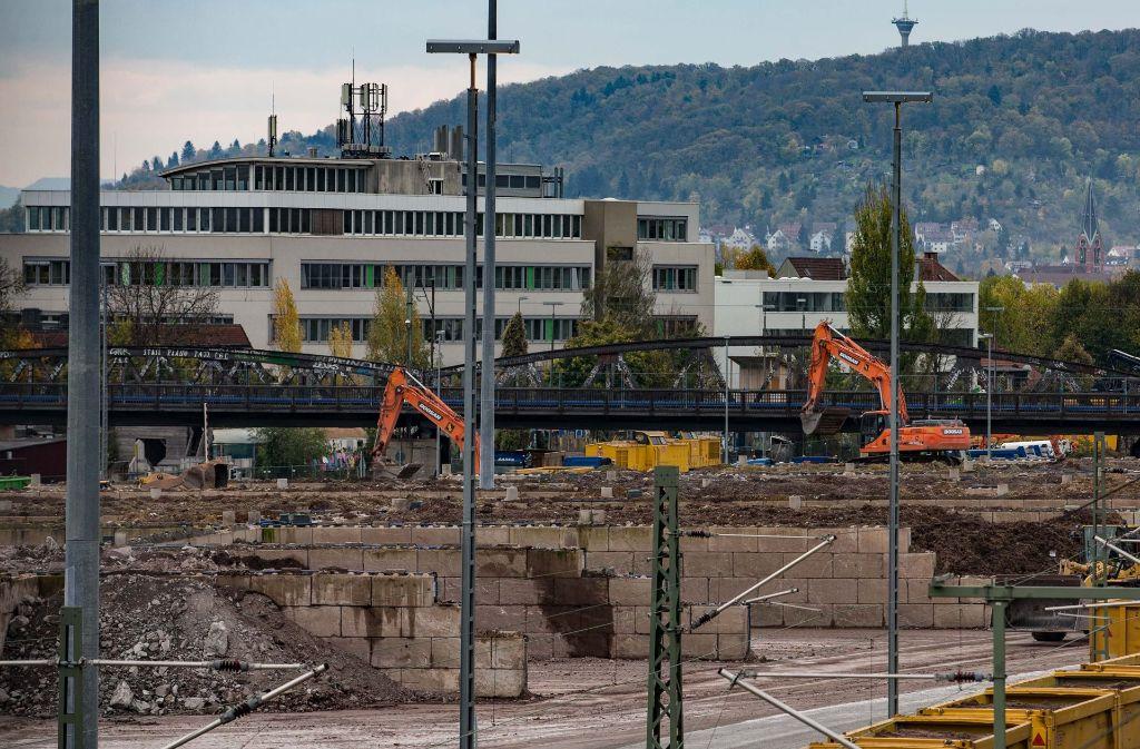 Beim Projekt Stuttgart 21 könnte es zu weiteren Verzögerungen kommen. Foto: Lichtgut/Leif Piechowski