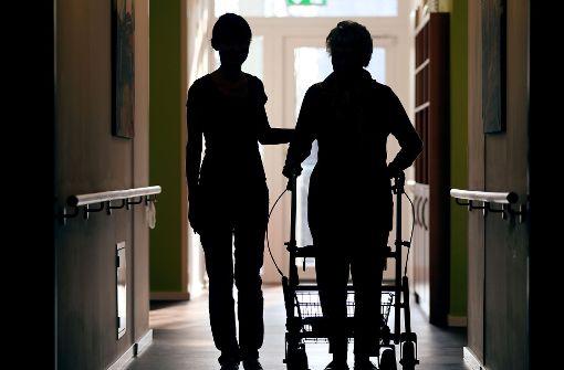 Weniger Pfleger - aber mehr Patienten