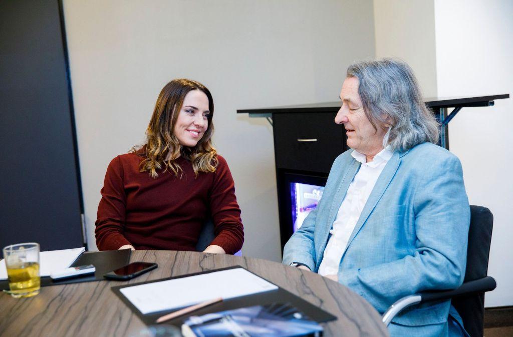 Melanie C und Roger Hodgson haben mehr gemeinsam, als man annehmen könnte. Foto: Torsten Volkmer