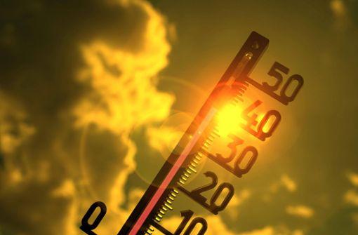 Wird im Juni die 40-Grad-Marke  geknackt?