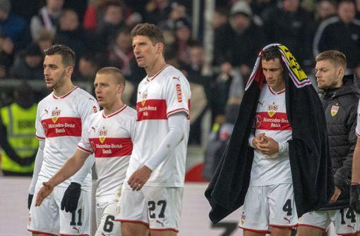 Nicht nur der VfB Stuttgart erlebt eine Horrorsaison