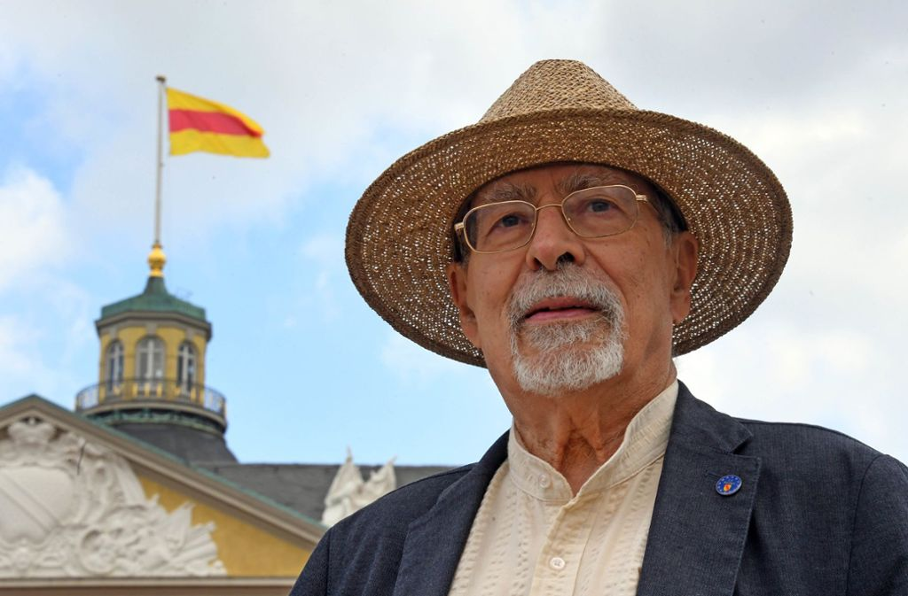 Robert Mürb, Vorsitzender der Landesvereinigung Baden in Europa, sieht Baden noch immer im Nachteil. Foto: dpa/Uli Deck