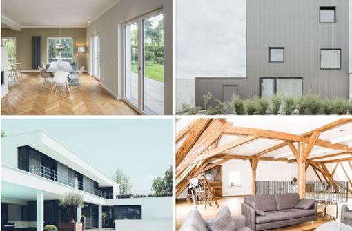 Die schönsten Häuser und Wohnungen