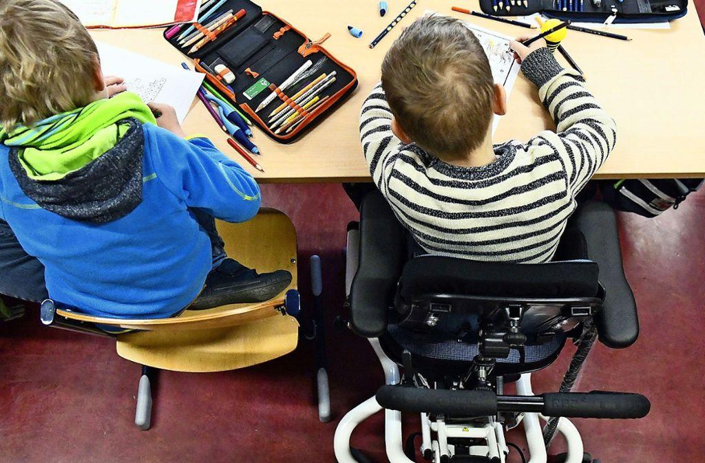 Die Margarete-Steiff-Schule braucht die Sanierung, um den gewachsenen Anforderungen gerecht zu werden und ihr Angebot ausbauen zu können. Foto: dpa