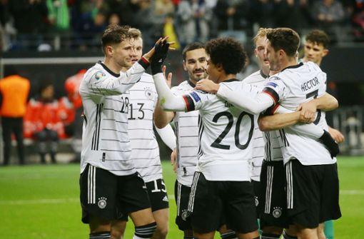 6:1 gegen Nordirland – Löw-Team  als Gruppensieger zur EM