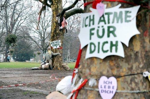 Bahn darf Bäume für Stuttgart 21 fällen