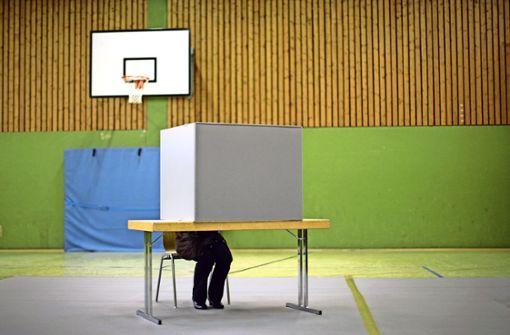 Kritik an Unechter Teilortswahl