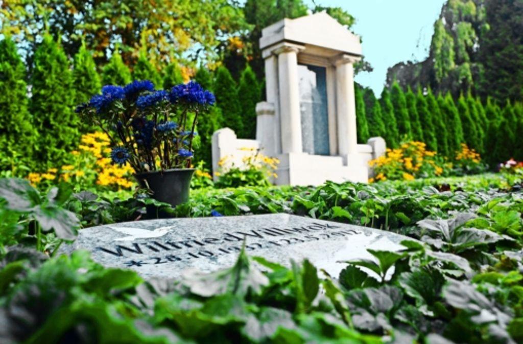 Der Parkfriedhof in Hamburg-Ohlsdorf gilt als herausragendes Beispiel deutscher Sepulkralkultur. Foto: Lachmann