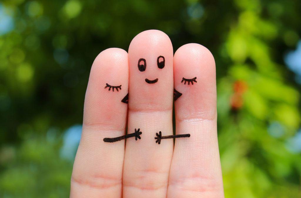 Offene Beziehungen sind machbarer, als viele von uns sich das so vorstellen, sagt unsere Koluminsistin Claudia Huber. Foto: 113018542