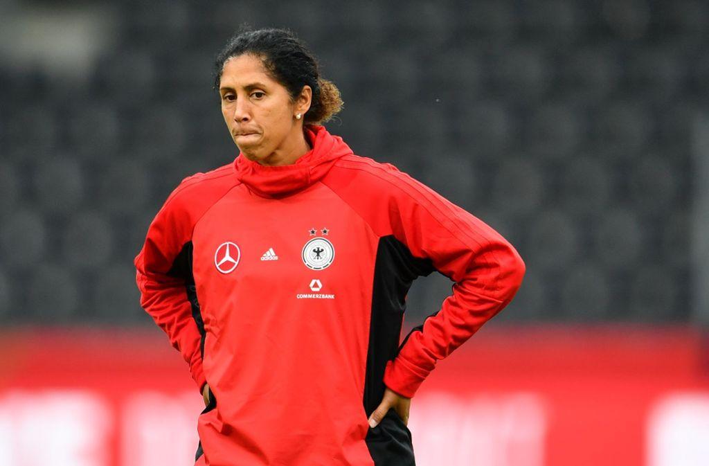 Steffi Jones ist nicht mehr Nationaltrainerin der DFB-Frauen. Foto: dpa