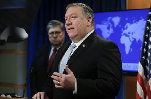 USA erhöhen Druck auf Assad und verschärfen Wirtschaftskrise