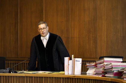 Anwälte stärken Diesel-Richter den Rücken