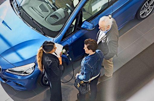 Autohändler bremsen offenbar E-Mobilität aus