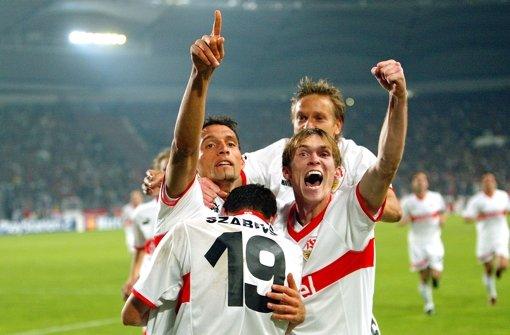 Als der VfB Stuttgart Europa eroberte