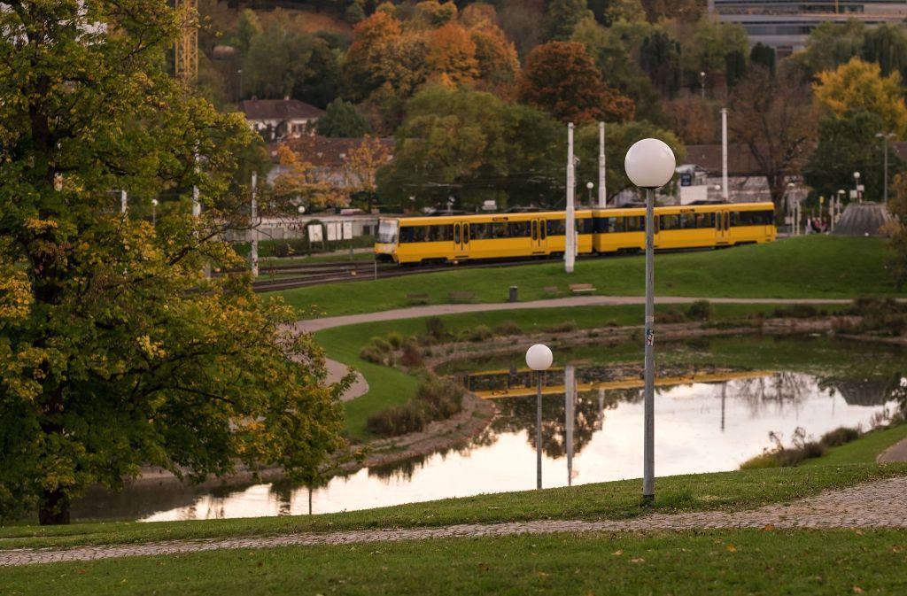 Stuttgart ist laut dem Homeday-Familienindex 2017   eine der grünsten Städte Deutschlands. Foto: Lichtgut/Max Kovalenko