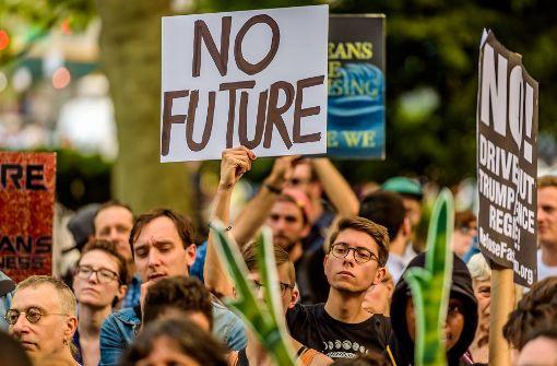 Abschied vom Klimaschutz: Wie Amerika schwächer wird