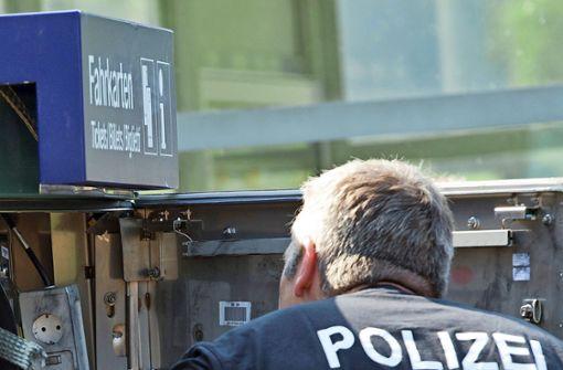 Gefängnisstrafe für Automatensprenger