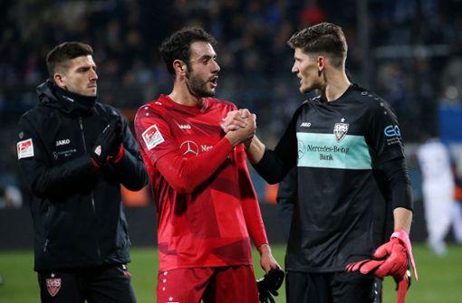 Wie der VfB seinen Auswärtsfluch beendet