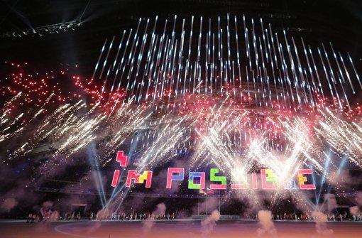 Die Paralympics sind beendet