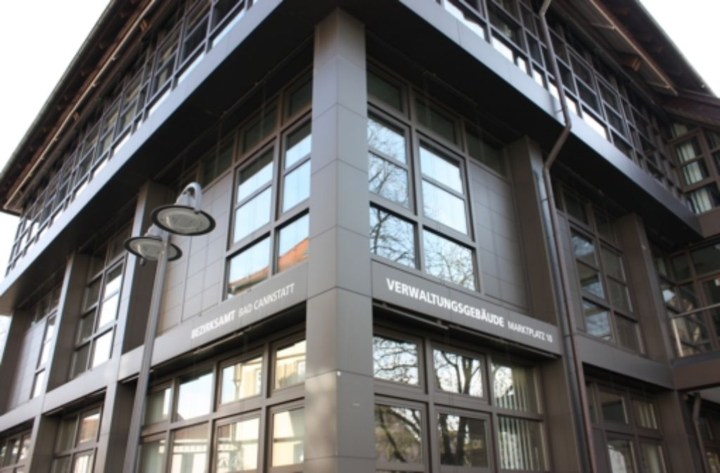 Die Sitzung beginnt um 18 Uhr im Verwaltungsgebäude. Foto: Annina Baur