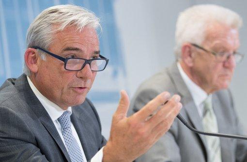 Strobl: Konflikt nicht im Südwesten austragen
