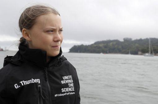 Greta Thunbergs Reise  zieht schlechte Klimabilanz nach sich