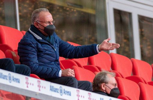 """FC Bayern München """"missbilligt"""" öffentlichen Abschiedswunsch"""