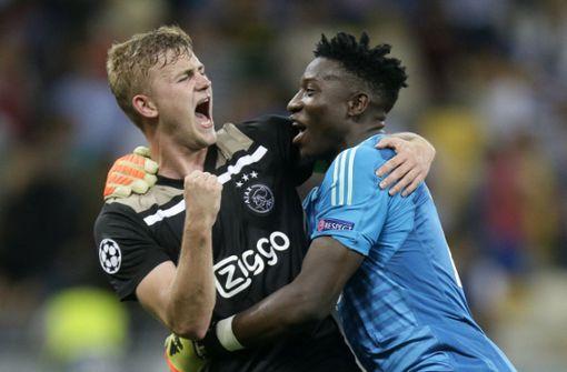 Ajax Amsterdam Zwangsabstieg