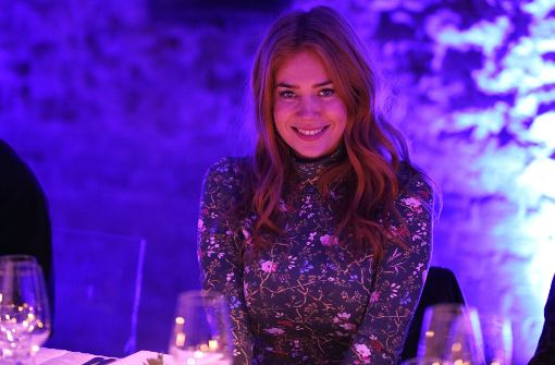 Promi-Andrang bei Berliner Fashion-Party