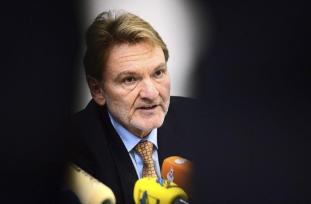 Die SPD kritisiert Verkehrsminister Hermann. Den Filderdialog dokumentieren wir in einer Fotostrecke. Foto: dpa