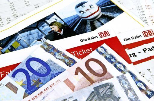 Bundespolizei ermittelt Bahnticket-Betrüger
