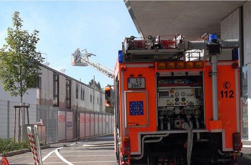 Eintracht nach Brand wieder ohne Vereinslokal