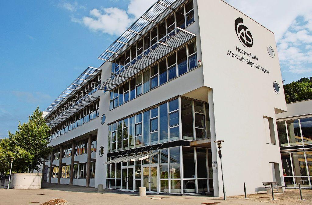 Um ihren Ruf besorgt: die Hochschule Albstadt-Sigmaringen Foto: StZ