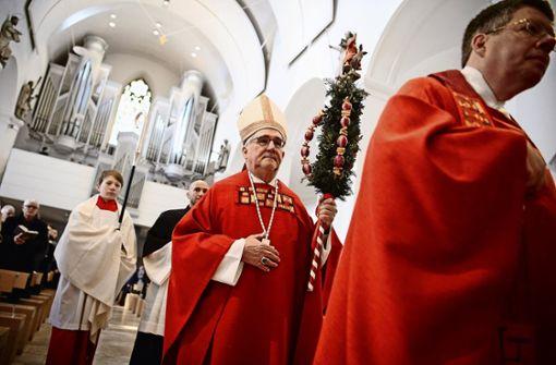 Kirchweihe mit Bischof