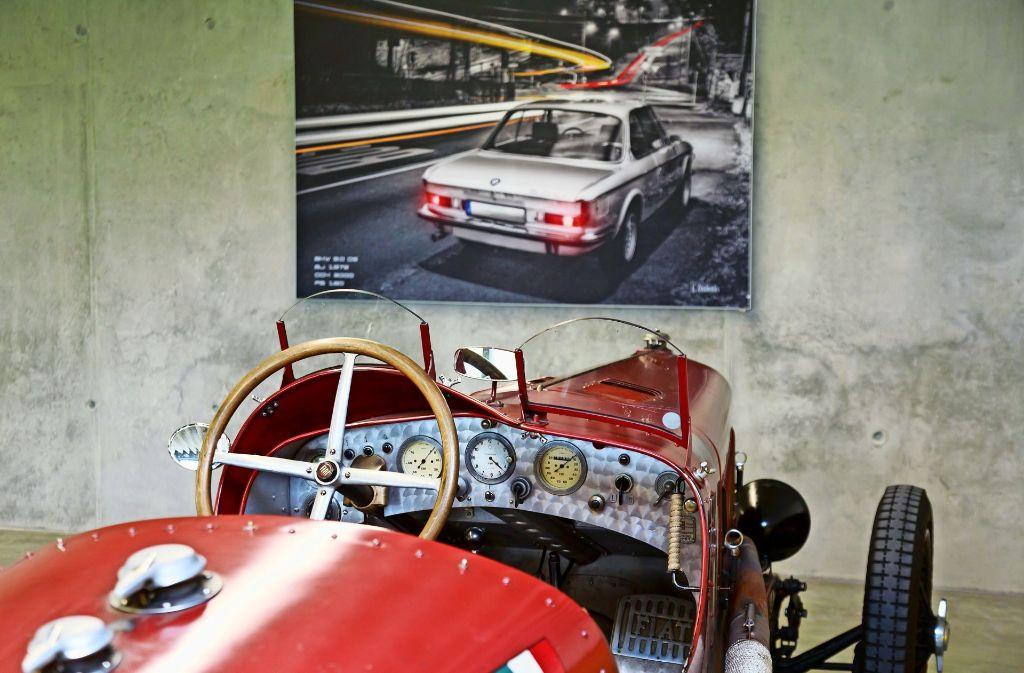 Classic Car Refugium In Filderstadt Betreutes Wohnen F R