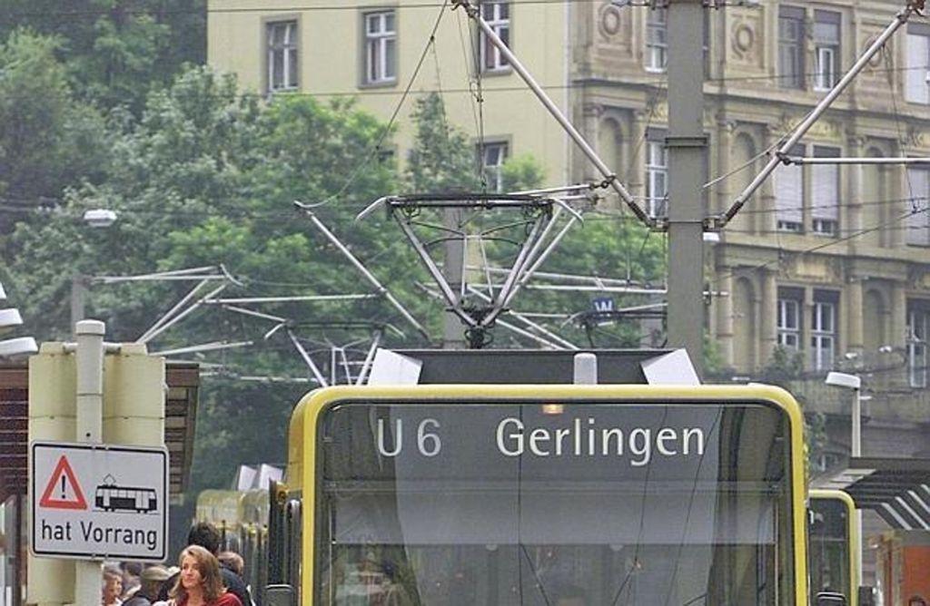 Bei der Stadtbahn ändert sich vom 17. Oktober an einiges im Fahrplan. Foto: Lichtgut