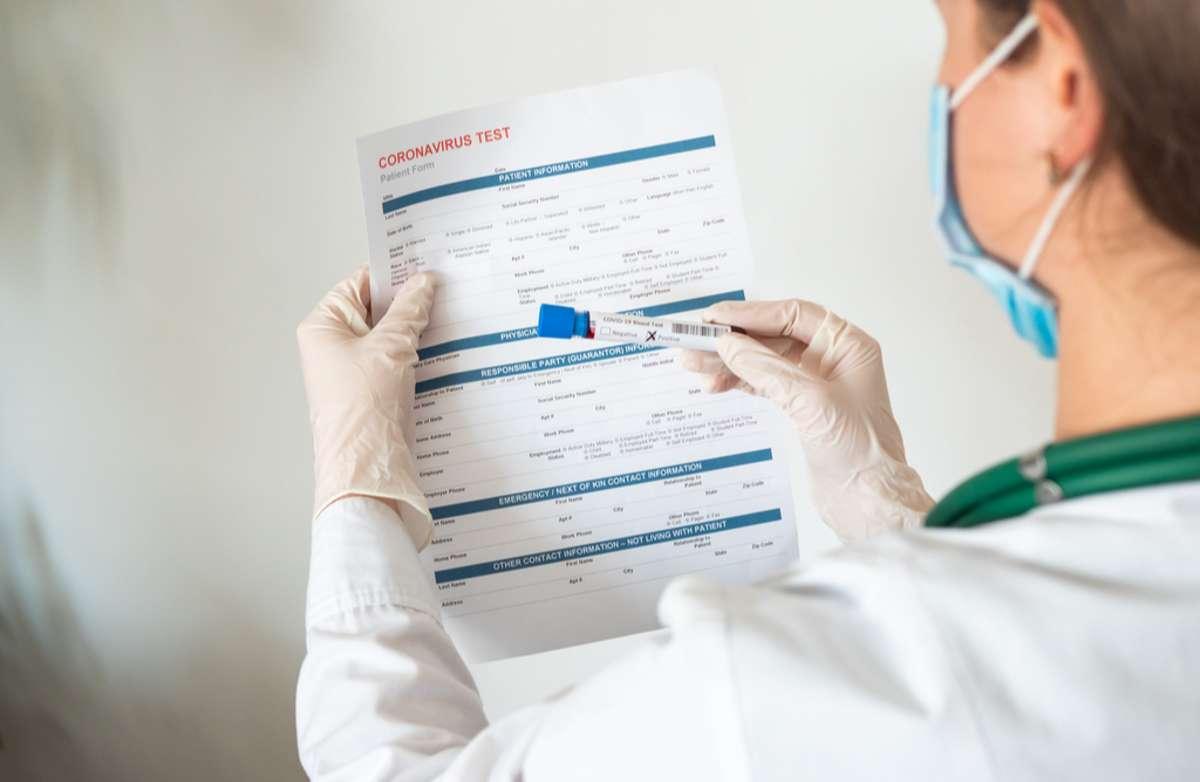 Das positive Testergebnis sollten Sie aufbewahren. Foto: Vasil Petrus / shutterstock.com