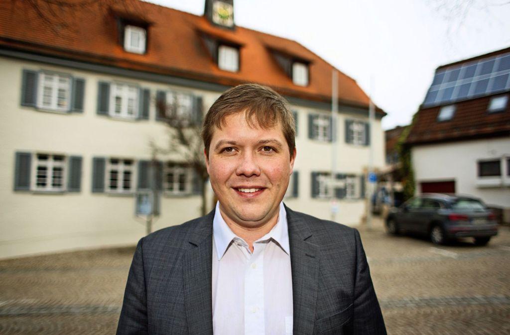 Ferdinand Rentschler kann sich über seinen Sieg in Lichtenwald freuen. Foto: Horst Rudel