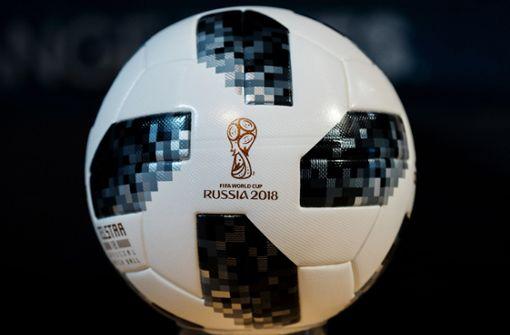 Keine Doping-Verstöße von aktuellen russischen WM-Spielern