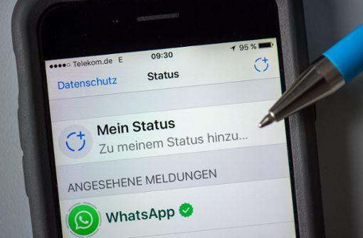 Gibt es bei Whatsapp bald ein neues Feature?
